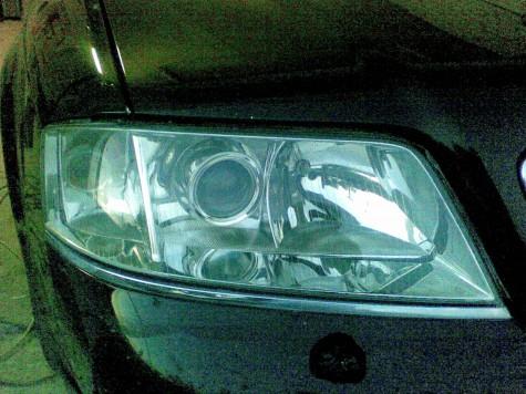 Audi A6 После