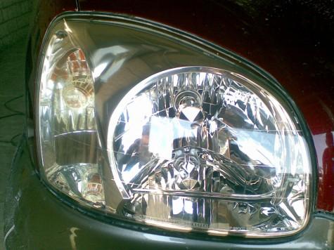 Hyundai Santa Fe После