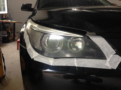 BMW e60 do