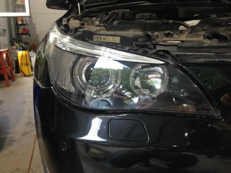 BMW e60 posle